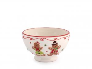 H&h Gingerbread Coppetta, Ceramica, 14cm