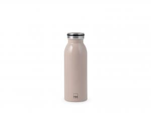 H&h Bottiglia Termica Inox 18/10, Tortora, 0,45lt