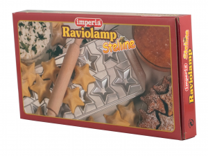 Raviolamp 'stelline' 10ps