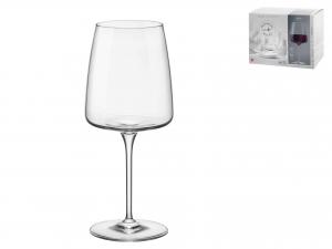 Confezione 6 Calici In Vetro Nexo Vino Rosso Cl45