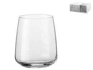 Confezione 6 Bicchieri In Vetro Nexo Acqua Cl36