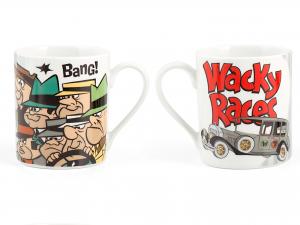 Mug Porcellana Wackyraces Gang Cc340