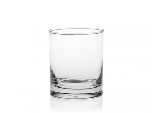 Confezione 6 Bicchieri In Vetro Cortina Acqua Cl25