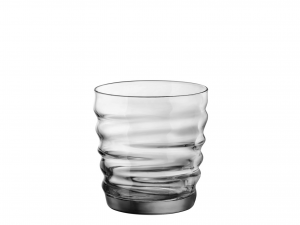 Confezione 6 Bicchieri In Vetro Riflessi L/onyx Cl30