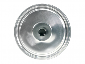 Coperchio In Alluminio Piano Per Caldaia Cm26