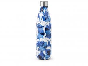 H&h Ginko Bottiglia Termica Inox 18/10, Lt 0,75
