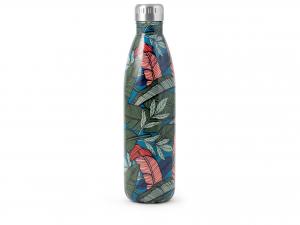 H&h Foresta Bottiglia Termica Inox 18/10, Lt 0,75