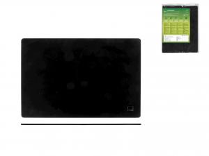 H&h Tagliere Flexboard In Arthane Nero 45x30x0.4cm