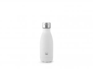 H&h Bottiglia Termica Inox 18/10, Bianco, Lt 0,26