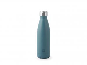H&h Bottiglia Termica Inox 18/10, Navy, Lt 0,50