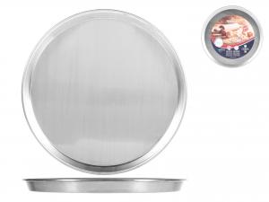 Tortiera In Alluminio Bassa Pizza Cm36