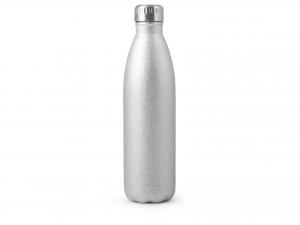 H&h Bottiglia Termica Inox 18/10, Silver, Lt 0,75