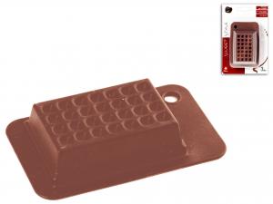 Confezione 3 Stampi Waffles Silicone Choco F5385