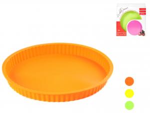 Stampo Crostata Silicone Colore Ass27,5f8041