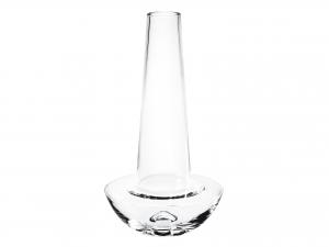 Vaso In Vetro Trasparente 'art' Cm30