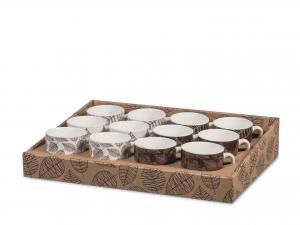 12 Tazze Caffe' Nbc Michelle Senza Piatto 100 *d