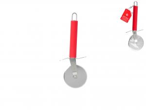 Tagliapizza Manico Rosso Cm6,5    885099