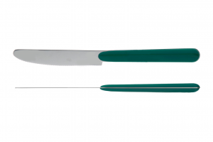 2 Forchette Tavola Pasha Verde  *pk