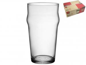 Scatola 12 Bicchieri In Vetro Nonix Birra Cl58