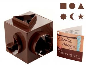 Tagliabiscotti Plastica Cubo Cm11 1102