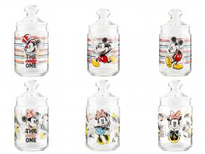 Barattolo in vetro Mickey The Only One Assortito