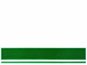 Tappetino Bar Cm 70x10 Verde B008g