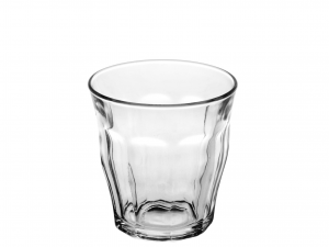 Confezione 4 Bicchieri In Vetro Picardie Cl25