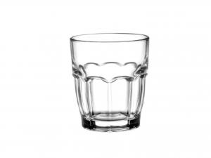 Confezione 6 Bicchieri In Vetro Rockbar Oneshot Cl07