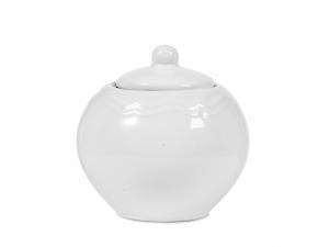 Zucchero Ceramica Adele Bianco/tortora Assortiti *off
