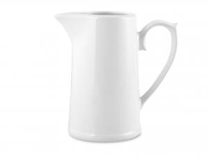 Caraffa In Ceramica, 1 L, Bianco
