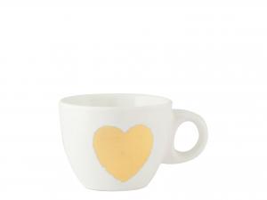 6 Tazze Caffe' Nbc Amour Senza Piatto Cc100