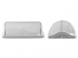 Pasticcera Snack 188100 Bianco 48x33x20