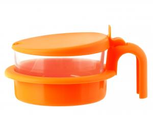Formaggera Polipropilene Home Colore Arancio