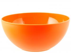 Insalatiera In Polipropilene Home Cm28 Arancio