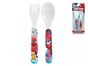 Set Posate Spider-man Marvel