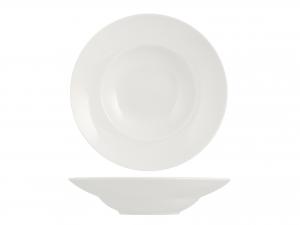 Piatto In Porcellana Pastabowl Bianco Cm26,5