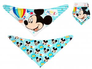 Set 2 Bavaglini A Bandana Disney Mickey Simply
