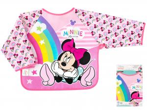 Bavaglino Con Maniche Disney Minnie Simply