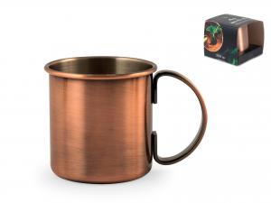 Mug Inox 18/10-rame