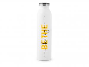 H&h Bottiglia Termica Inox 18/10, Lt 0,75