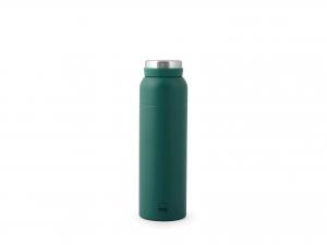 H&h Bottiglia Termica Inox 18/10, Verde, Lt 0,50