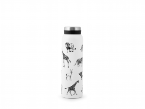 H&h Bottiglia Termica Inox 18/10, Animali, Lt 0,50
