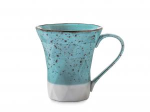 6 Mug In Stoneware Dalia Azzurro Cc330