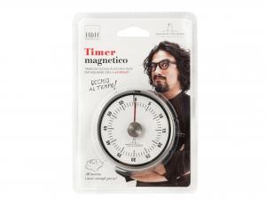 H&h Timer Cucina Meccanico Con Magnete Borghese Cm8 Strument