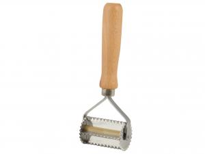 Taglia Pasta 4 Rettangolare Lama Dentellata 28x56