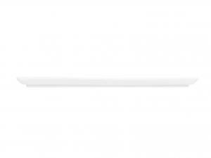 Piatto Rettangolare Porcellana Con Bordo 19x30,5  Hp0548