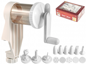 Kit 10pz Torchietto Multifunze Bianco