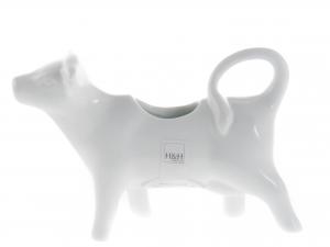 Lattiera In Porcellana, 60 Ml, Bianco