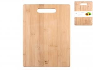 H&h Tagliere Bamboo Cm23x30,5x1 Strumenti Da Cucina