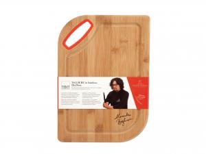 H&h Tagliere Bamboo Borghese 20x28x1,5 Strumenti Da Cucina
